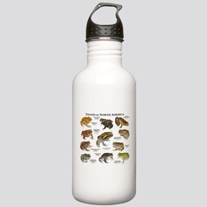 Toads of North America Stainless Water Bottle 1.0L