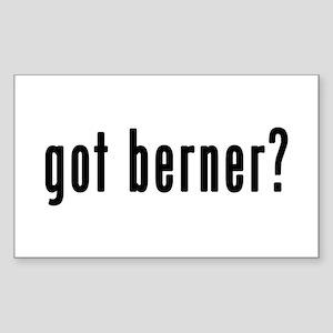GOT BERNER Sticker (Rectangle)