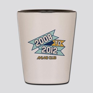 08 to 12 Anime Club Shot Glass