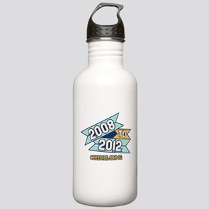 08 to 12 Cheerleading Stainless Water Bottle 1.0L