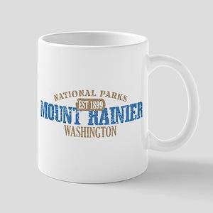 Mount Rainier National Park W Mug