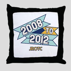 08 to 12 JROTC Throw Pillow
