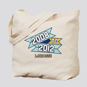 08 to 12 Lacrosse Tote Bag