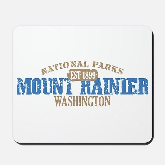 Mount Rainier National Park W Mousepad