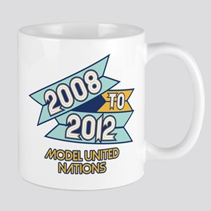 08 to 12 Model United Nations Mug
