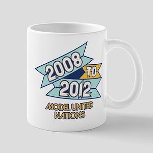 08 to 12 Model United Nations Mug