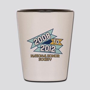 08 to 12 National Honor Socie Shot Glass