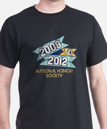 08 to 12 National Honor Socie T-Shirt