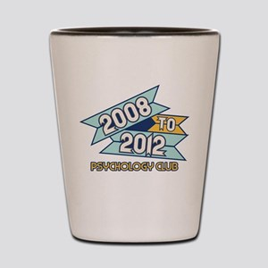 08 to 12 Psychology Club Shot Glass