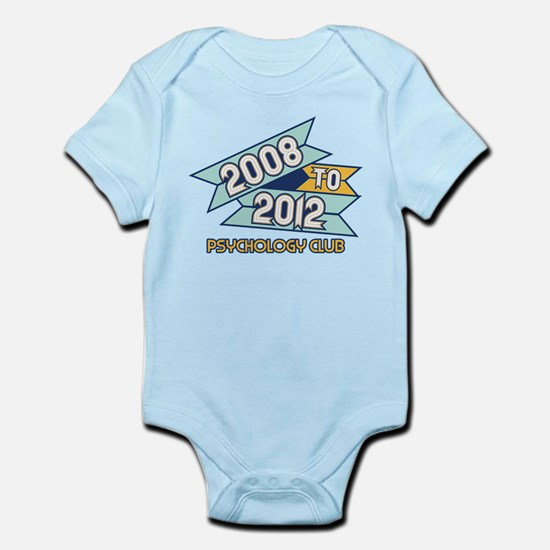 08 to 12 Psychology Club Infant Bodysuit