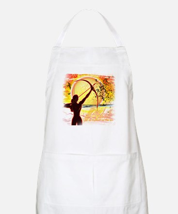 Katniss Radiant as the Sun Apron