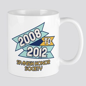 08 to 12 Spanish Honor Societ Mug