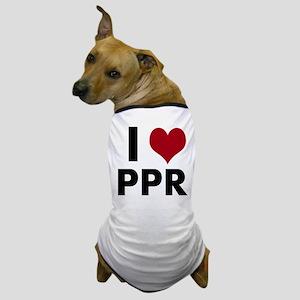 I Heart PPR Dog T-Shirt - Pet Project Rescue