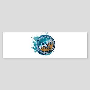 Massachusetts - Nantasket Beach Bumper Sticker