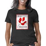Canada, Sesquicentennial C Women's Classic T-Shirt