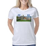 2decoupe2drapeaux Women's Classic T-Shirt