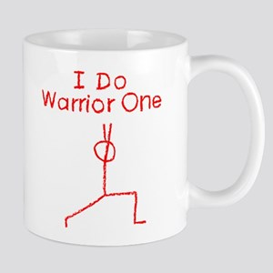Red Warrior One Mug