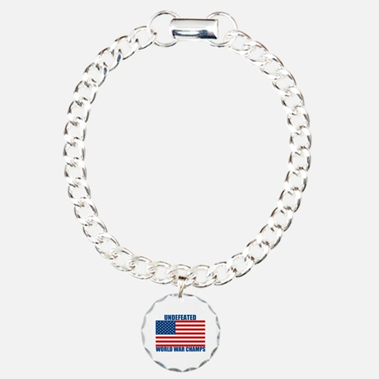 Undefeated World War Champs Bracelet