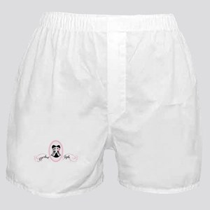 Cinched Tight Logo Boxer Shorts