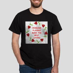 cribbage Dark T-Shirt