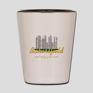 Bakersfield Stinks Shot Glass