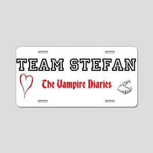 Team STEFAN License Plate