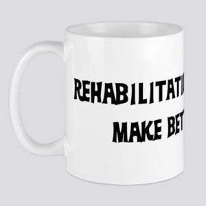 Rehabilitation Counselors: Be Mug