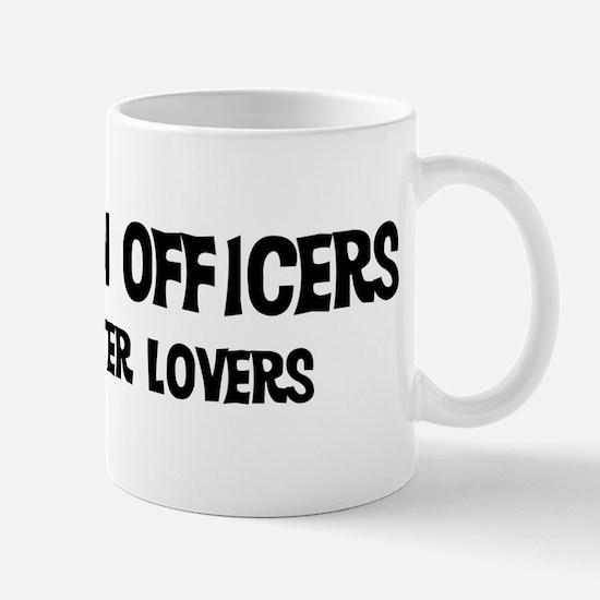 Probation Officers: Better Lo Mug