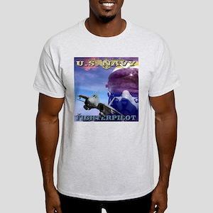 Pilot 1 Ash Grey T-Shirt