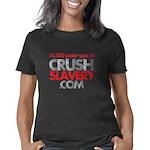 Crush Slavery Logo Women's Classic T-Shirt