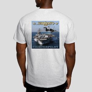 Pilot 2 Ash Grey T-Shirt