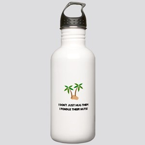 Tree Hug Nuts Stainless Water Bottle 1.0L