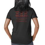 500x500 transparent logo Women's Classic T-Shirt