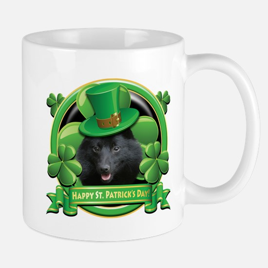 Happy St. Patrick's Day Schip Mug