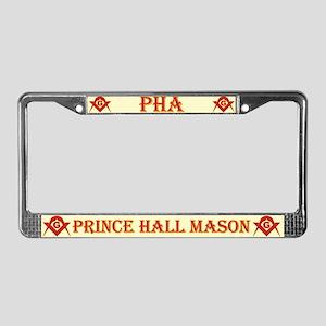 PHA License Plate Frame