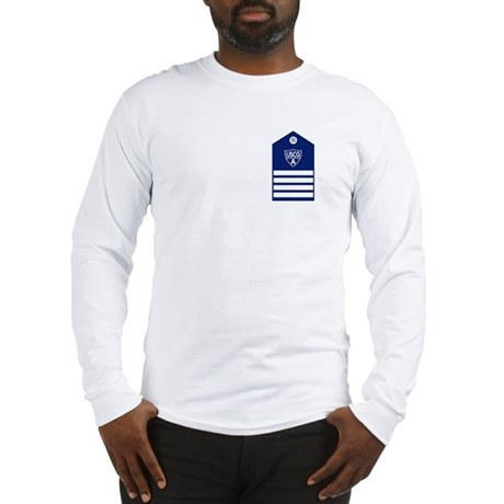 District Rear Commodore<BR> Long Sleeve T-Shirt