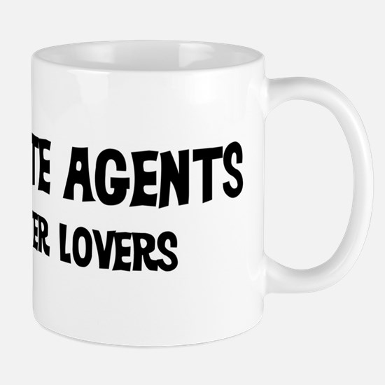 Real Estate Agents: Better Lo Mug