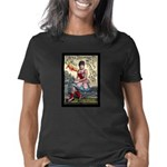 Tattooed Lady Aimee Vintag Women's Classic T-Shirt