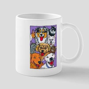 Furry Family Mug