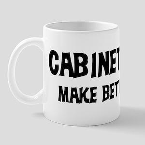 Cabinetmakers: Better Lovers Mug