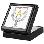 Ark Angel Keepsake Box