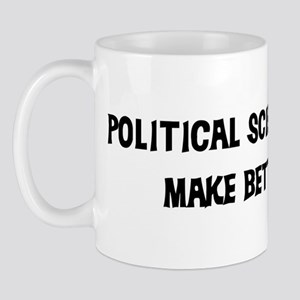 Political Science Students: B Mug