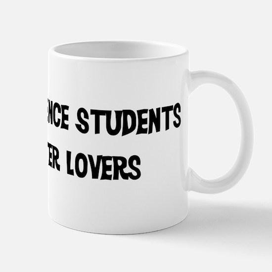 Political Science Students: B Mug