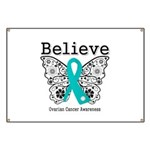 Believe Ovarian Cancer Banner