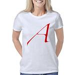 Scarlet Letter - trans Women's Classic T-Shirt