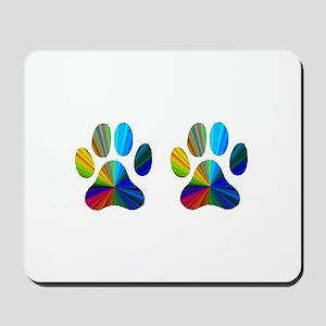 2 PAWS Mousepad