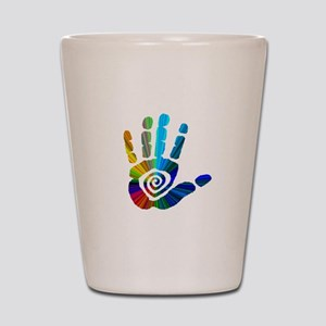 Massage Hand Shot Glass