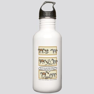 Horse Treats Stainless Water Bottle 1.0L
