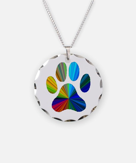 Funny Paws Necklace