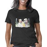 Hamster and Badger (short  Women's Classic T-Shirt